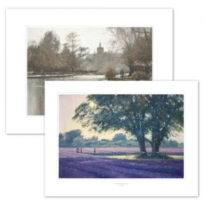 Large format limited edition prints